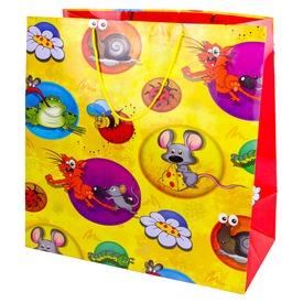 Gyerek ajándékzacskó - 50 x 25 x 50 cm, többféle