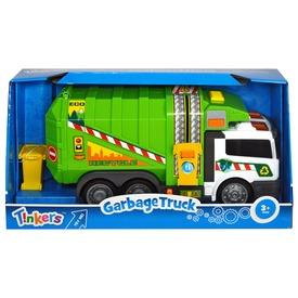 Dickie Garbage Collector kukásautó - 39 cm