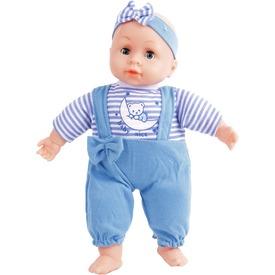 Síró nevető játékbaba - 30 cm, többféle
