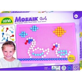 Mozaik 200 darabos képkirakó lányoknak - 10 mm