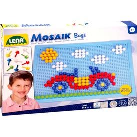 Mozaik 200 darabos képkirakó fiúknak - 10 mm Itt egy ajánlat található, a bővebben gombra kattintva, további információkat talál a termékről.