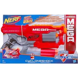 NERF N-Strike Mega Cycloneshock szivacslövő fegyver Itt egy ajánlat található, a bővebben gombra kattintva, további információkat talál a termékről.