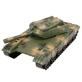 Lendkerekes tank - 30 cm