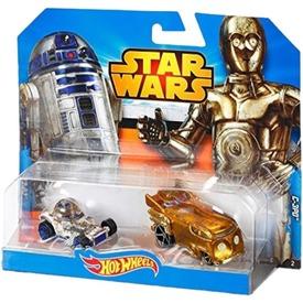 Hot Wheels Star Wars kisautó 2 darabos készlet - többféle Itt egy ajánlat található, a bővebben gombra kattintva, további információkat talál a termékről.