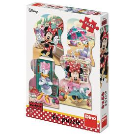 Puzzle 454 db - Minnie és Daisy