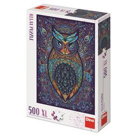 Puzzle 500 XL - bagoly