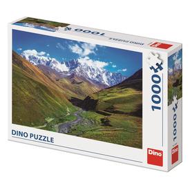 Puzzle 1000 db - Shkhara hegy