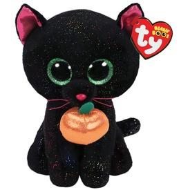 Beanie Boos POTION fekete macska tökkel 15 cm