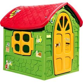 Méhecskés műanyag játszóház - zöld