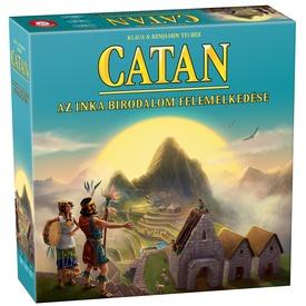 Catan Az Inka birodalom felemelkedése társasjáték