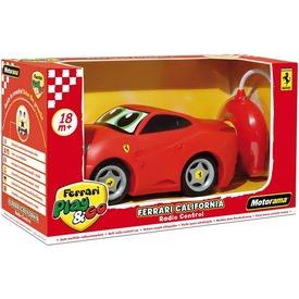 Ferrari Play and Go California távirányítós kisautó Itt egy ajánlat található, a bővebben gombra kattintva, további információkat talál a termékről.