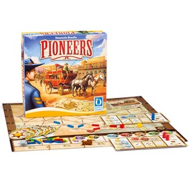 Pioneers társasjáték