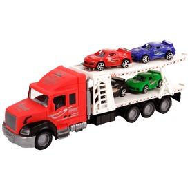 Autószállító kamion - 36 cm, többféle