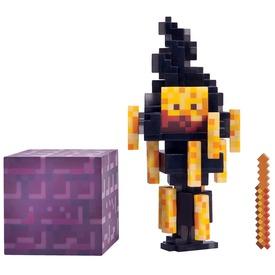 Minecraft láng figura - 8 cm