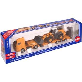Siku: MAN kamion Liebherr markolóval 1:87 Itt egy ajánlat található, a bővebben gombra kattintva, további információkat talál a termékről.