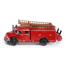 Siku: Magirus létrás tűzoltóautó 1:50 Itt egy ajánlat található, a bővebben gombra kattintva, további információkat talál a termékről.