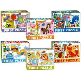 Első állatos puzzle - többféle Itt egy ajánlat található, a bővebben gombra kattintva, további információkat talál a termékről.