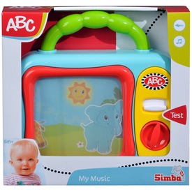 ABC első TV-m bébijáték