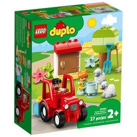 LEGO DUPLO Town 10950 Farm traktor és állatgondozás