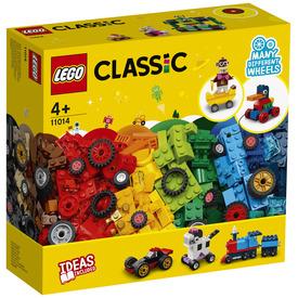 LEGO Classic 11014 Kockák és járművek