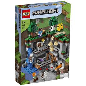LEGO Minecraft 21169 Az első kaland