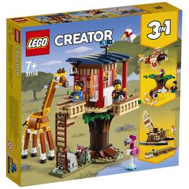 LEGO Creator 31116 Szafari lombház a vadonban