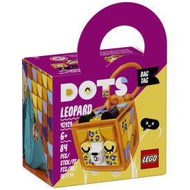 LEGO DOTS 41929 Leopárdos táskadísz