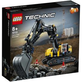 LEGO Technic 42121 Nagy teherbírású exkavátor