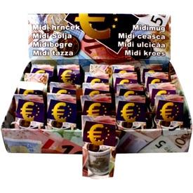 Euró midibögre - többféle