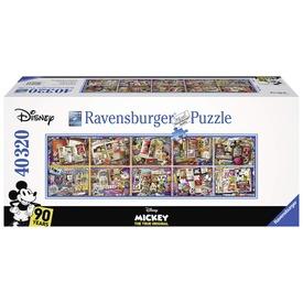 Miki egér 90. szülinap 40320 darabos puzzle