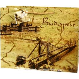 Antik Budapest ajándéktasak - 26 x 33 cm Itt egy ajánlat található, a bővebben gombra kattintva, további információkat talál a termékről.