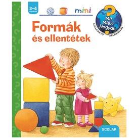 Formák és ellentétek foglalkoztatókönyv Itt egy ajánlat található, a bővebben gombra kattintva, további információkat talál a termékről.