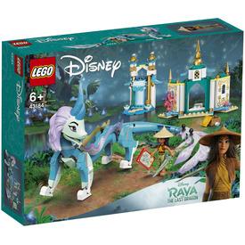 LEGO Disney Princess 43184 Raya és Sisu sárkány