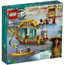 LEGO Disney Princess 43185 Boun hajója