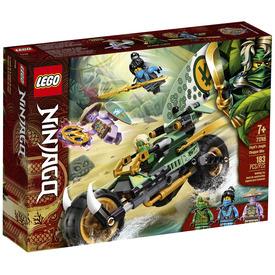 LEGO Ninjago 71745 Lloyd dzsungel chopper motorja