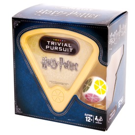 Trivial Pursuit Harry Potter Társasjáték