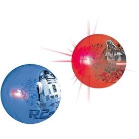 Star Wars: világító pattogó labda - 10 cm, többféle Itt egy ajánlat található, a bővebben gombra kattintva, további információkat talál a termékről.