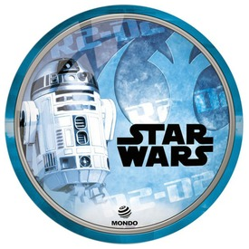 Star Wars: gumilabda - 23 cm, többféle