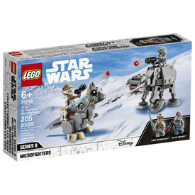LEGO Star Wars TM 75298 AT-AT™ vs Tauntaun™ Microfighters