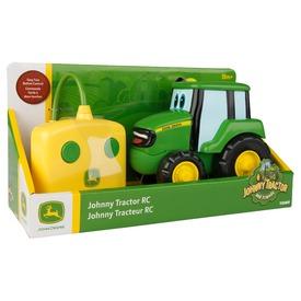 John Deere Johnny távirányítós traktor - 28 cm