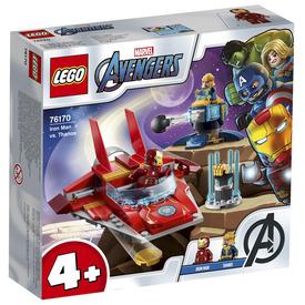 LEGO Super Heroes 76170 Vasember vs. Thanos