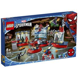 LEGO Super Heroes 76175 Támadás a pókbarlang ellen