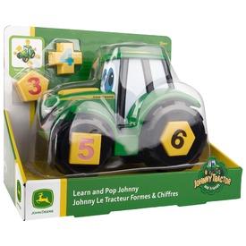 TOMY Formaválasztós Johnny Traktor