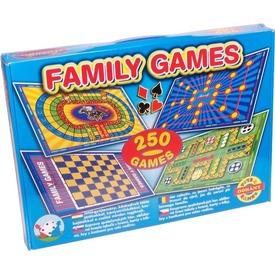Family Games 250 társasjáték gyűjtemény Itt egy ajánlat található, a bővebben gombra kattintva, további információkat talál a termékről.