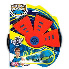 Phlat Ball V5 zöld /kék, piros /kék