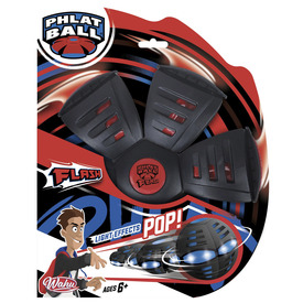 Phlat Ball Flash piros-fekete