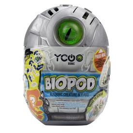 BIOPOD - Őslények a kapszulában