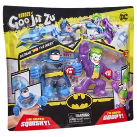 HEROES of Goo Jit Zu Nyújtható Batman -Joker