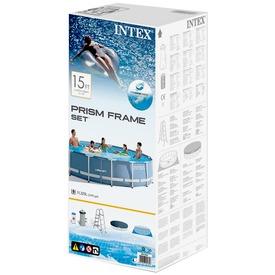 Intex 28240 Csővázas medence szűrővel 457 x 84 cm