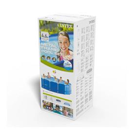 Intex 28242 Csővázas medence szűrővel 457 x 122 cm